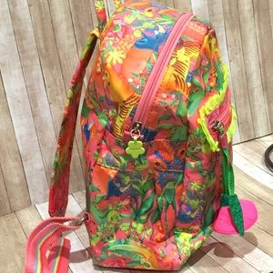 a23bc2a277b Oilily Accessories | Childrens Small Backpack Jungle Fantasy | Poshmark